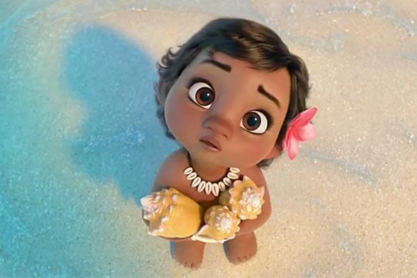 Disney release International Trailer for Moana