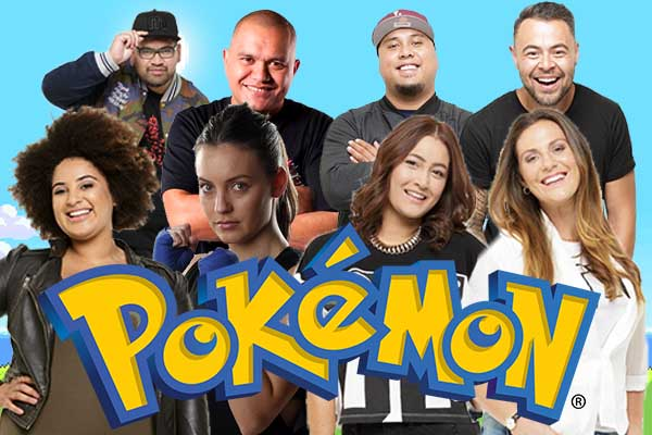 If the Mai crew were Pokemon this is who they'd be