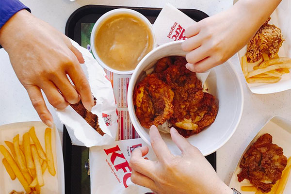 KFC to begin home deliveries