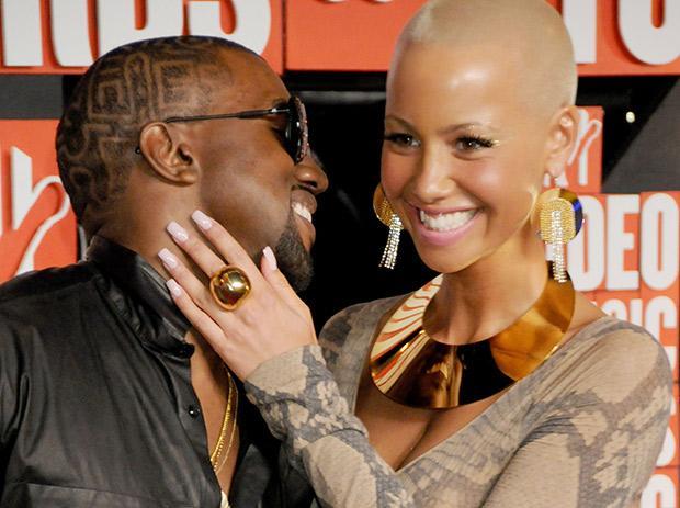 Amber Rose defends Kanye West