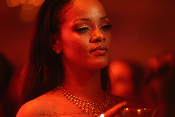 Rihanna doesn't want Pokemon at her concerts