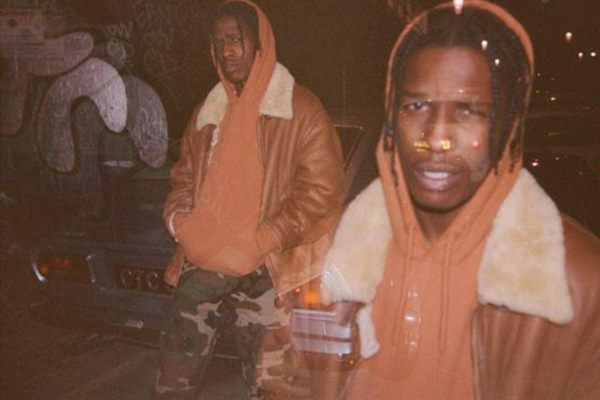 The Kiwi who jumped ASAP Rocky has been sentenced