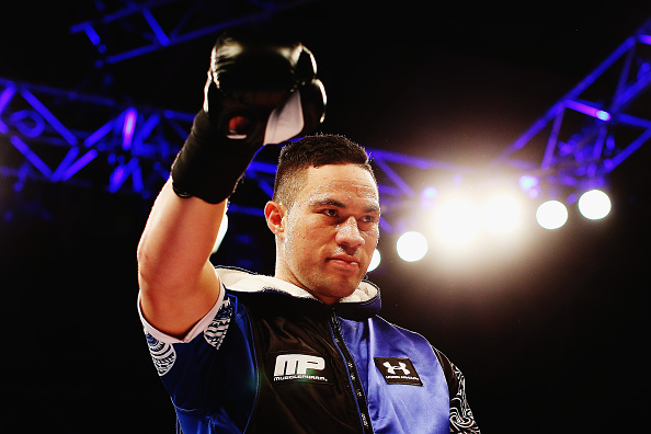 Joseph Parker to fight Alexander Dimitrenko