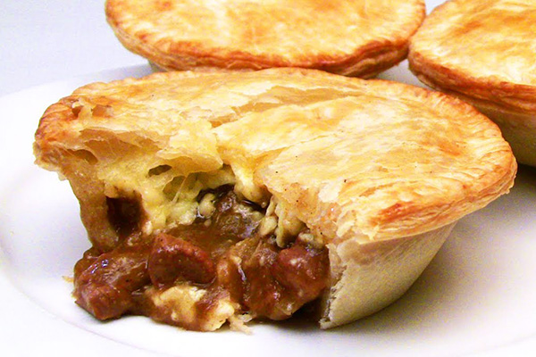 These are where to get the best pies in New Zealand