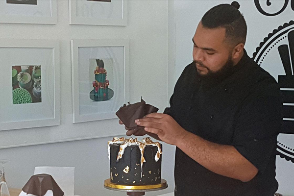 This 22 year old has gone viral with his unique cakes